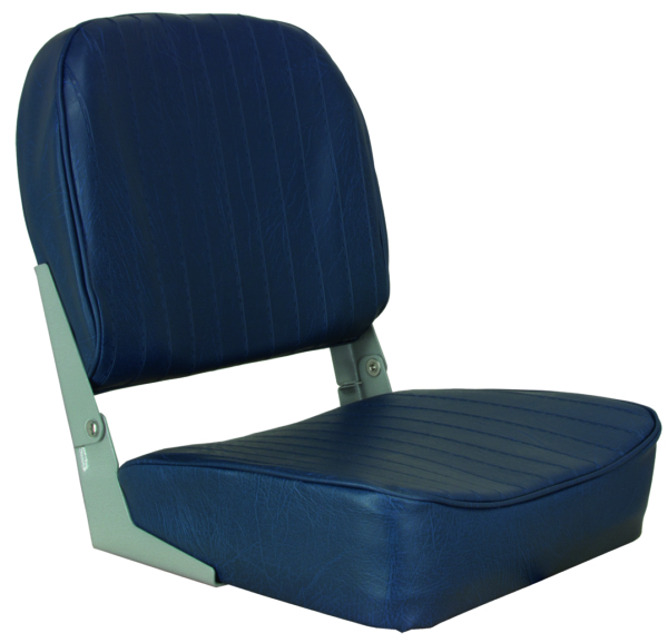 Blue - Economy Folding Chair by:  Springfield Part No: 1040621 - Canada - Canadian Dollars