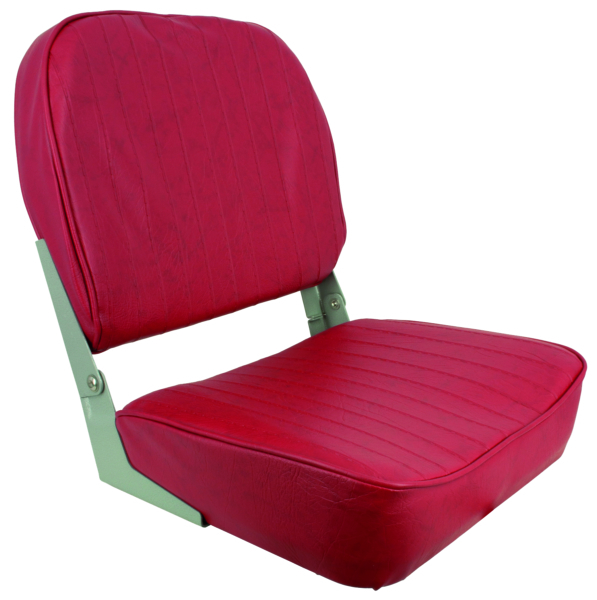 Red - Economy Folding Chair by:  Springfield Part No: 1040625 - Canada - Canadian Dollars