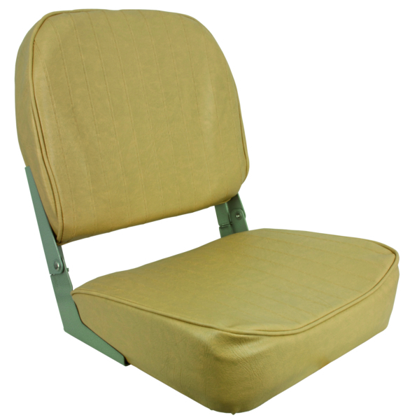 Tan - Economy Folding Chair by:  Springfield Part No: 1040628 - Canada - Canadian Dollars