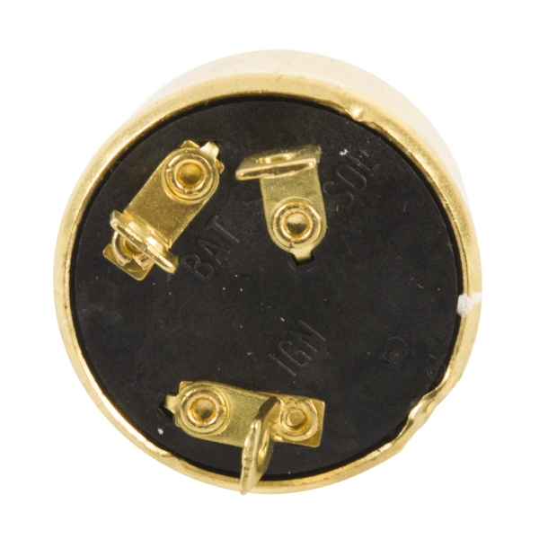 3-POSITION KEY SWITCH-BRASS by:  SeaDog Part No: 420350-1 - Canada - Canadian Dollars