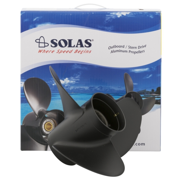 Propeller AMITA 3 for SUZUKI by:  Solas Part No: 3411-139-19 - Canada - Canadian Dollars