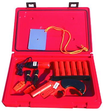 12 GA. TWIN FLAT CASE KIT (4/4.8KG) by:  Orion Part No: C12T-A/P/597 - Canada - Canadian Dollars