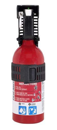 EXTINGUISHER 5-B:C MARINE, RED by:  FirstAlert Part No: FESA5A - Canada - Canadian Dollars