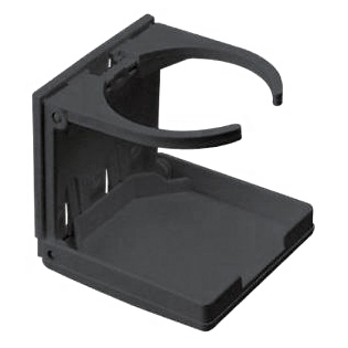 ADJUSTABLE DRINK HOLDER BLACK by:  SeaDog Part No: 588220-1 - Canada - Canadian Dollars