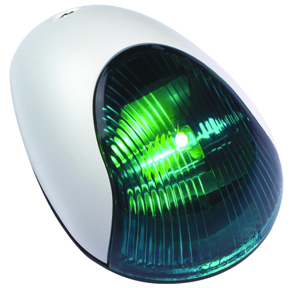 WHT VERT. MOUNT SIDELIGHT,GRN, 2MILE by:  Attwood Part No: 3834G7 - Canada - Canadian Dollars