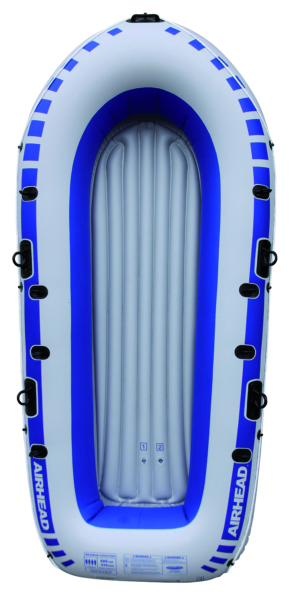 Inflatable Boat 4 Persons by:  AirheadSportsstuff Part No: AHIB-4 - Canada - Canadian Dollars