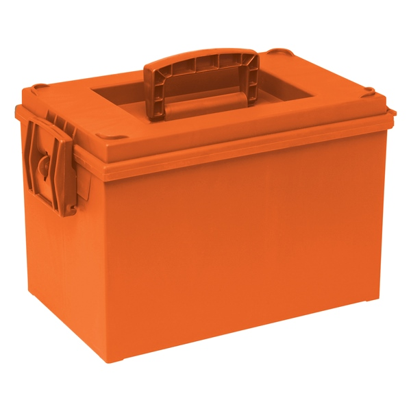 Boaters Dry Box Alert Orange  Tall by:  Wise Part No: 5602-15 - Canada - Canadian Dollars