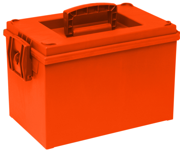 Boaters Dry Box Alert Orange  Large by:  Wise Part No: 5604-15 - Canada - Canadian Dollars