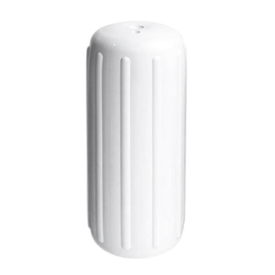 10 X 25 RIBBED FENDER WHITE by:  DockEdge Part No: 51-251-F - Canada - Canadian Dollars