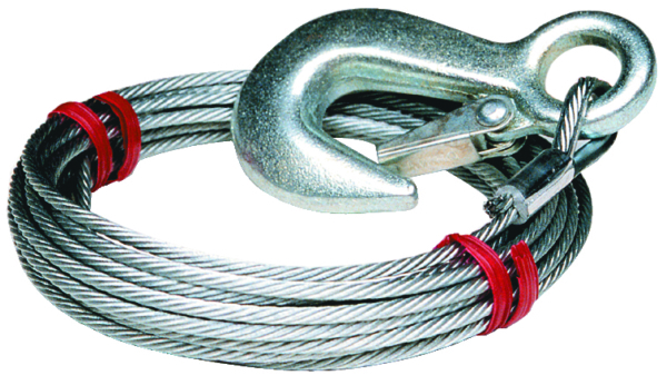 WINCH CABLE 7/32 IN X 25 by:  TieDown Part No: 59395# - Canada - Canadian Dollars