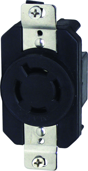 4 Prong Troling Motor Receptical by:  Boatersports Part No: 51555 - Canada - Canadian Dollars