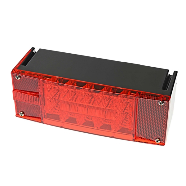 Low Profile LED Taillight - Left Side by:  Boatersports Part No: 59344 - Canada - Canadian Dollars
