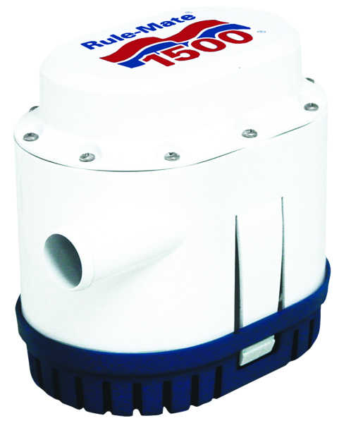 RULE-MATE 1500 AUTOMATIC BILGE PUMP by:  JabscoRule Part No: RM1500A - Canada - Canadian Dollars