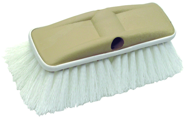 Deluxe Brush (Coarse) (White) by:  StarBrite Part No: 040163# - Canada - Canadian Dollars