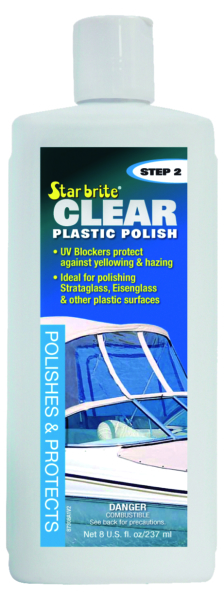 Plastic Polish Restorer 8 oz. by:  StarBrite Part No: 087308C - Canada - Canadian Dollars