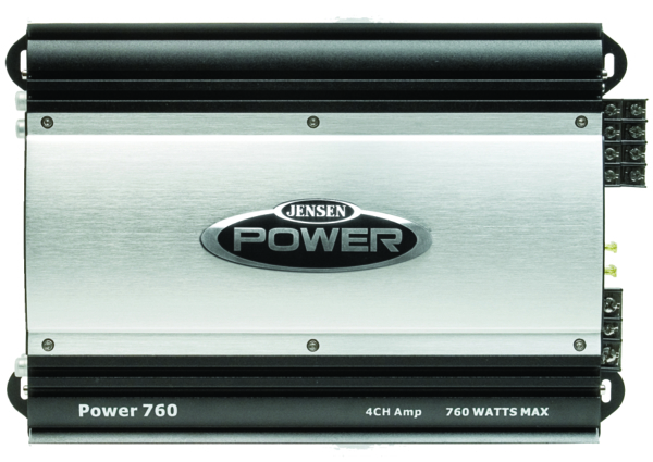 4-Channel Amplifier by:  Jensen Part No: POWER760 - Canada - Canadian Dollars