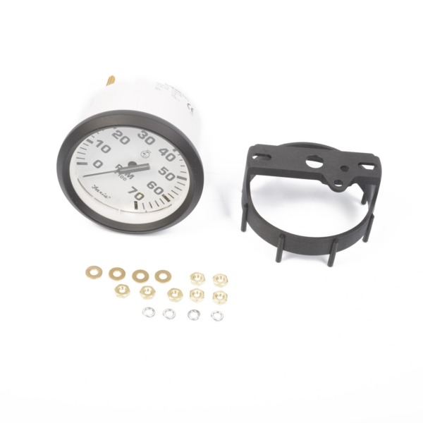 TACHOMETER EURO WHITE 0-7000RPM by:  Faria Part No: 32905 - Canada - Canadian Dollars