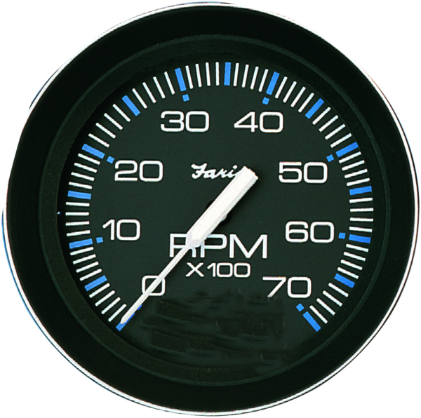 TACHOMETER 0-6000 CORAL by:  Faria Part No: 33004 - Canada - Canadian Dollars