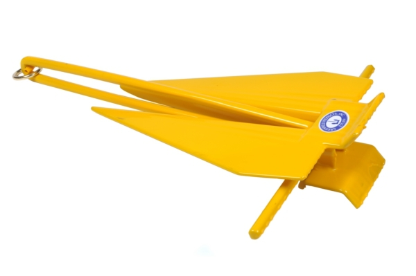 SLIP RING ANCHOR 11LB YELLOW by:  Greenfield Part No: 669-11-Y - Canada - Canadian Dollars
