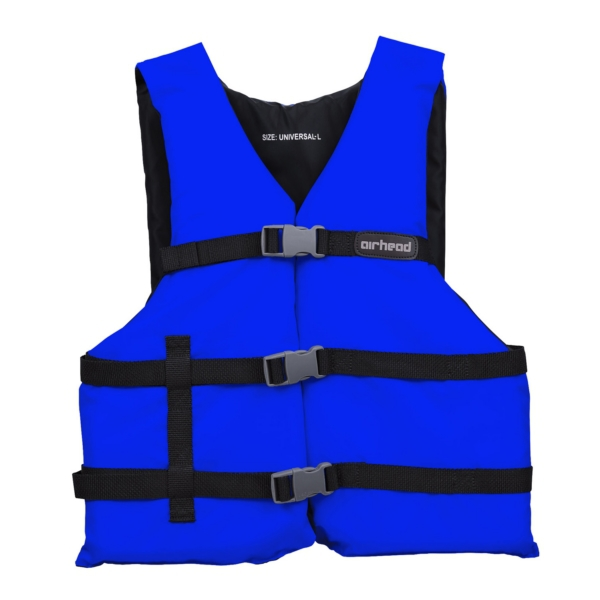 AIRHEAD-Universal Blue vest by:  AirheadSportsstuff Part No: 20002-15-A-BL - Canada - Canadian Dollars