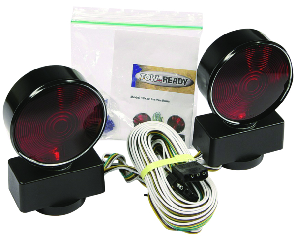 Tow Light Kit - Includes 2 Magnetic Base by:  FultonWesbar Part No: 18148 - Canada - Canadian Dollars