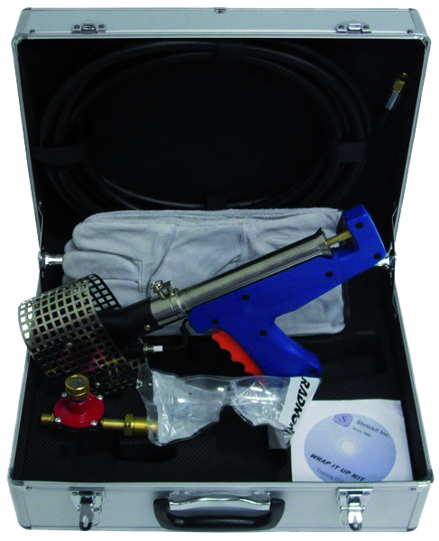 HEAT GUN 100 000 BTU by:  DrShrink Part No: DS-RS100 - Canada - Canadian Dollars