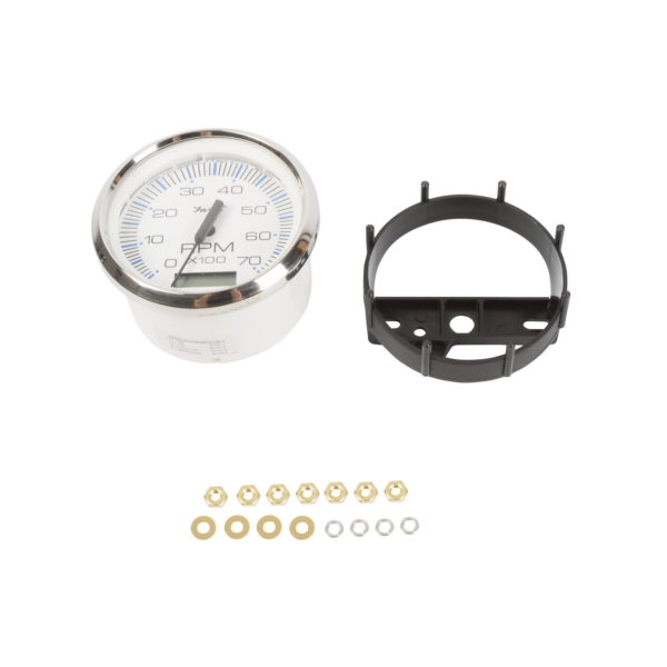 Tachometer with Hourmeter (7000 RPM) (Ga by:  Faria Part No: 33840 - Canada - Canadian Dollars