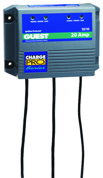 20AMP BATTERY CHARGER 2 BANK by:  Guest Part No: 2620A - Canada - Canadian Dollars