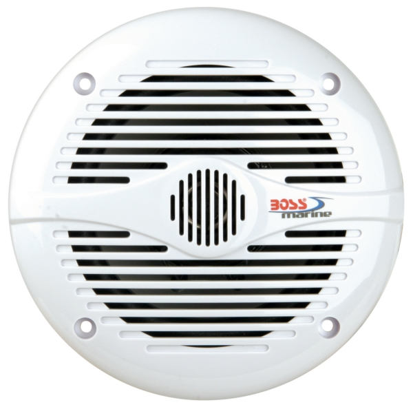 BOSS MARINE COAX SPEAKER (WHT) PAIR by:  BossAudio Part No: MR60W - Canada - Canadian Dollars