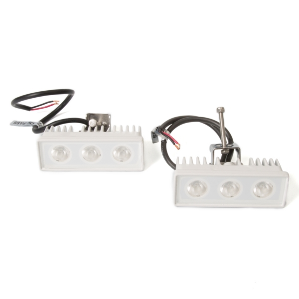 LED DOCKING LIGHT (PAIR) by:  Boatersports Part No: 51193 - Canada - Canadian Dollars