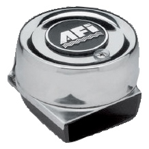 MINI COMPACT ELECTRIC HORN by:  AFI Part No: 10035 - Canada - Canadian Dollars