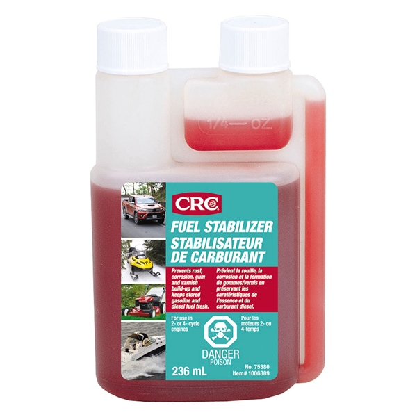 FUEL STABILIZER by:  CRC Part No: 75380 - Canada - Canadian Dollars