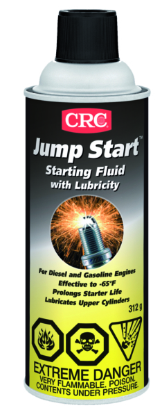 JUMP START STARTING FLUID by:  CRC Part No: 75671 - Canada - Canadian Dollars
