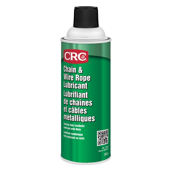 CHAIN AND WIRE ROPE LUBE by:  CRC Part No: 73050 - Canada - Canadian Dollars