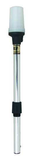 LIGHT, 24 IN, ALL ROUND POLE by:  Perko Part No: 1400DP2CHR - Canada - Canadian Dollars