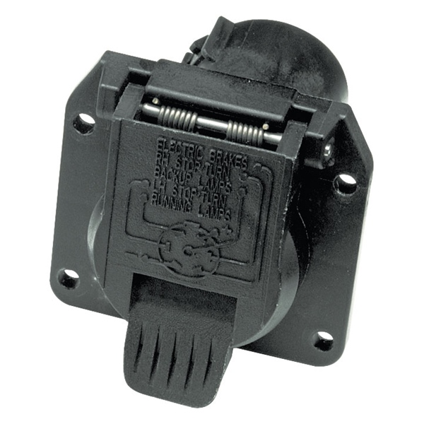 7 way round connector by:  FultonWesbar Part No: 118015# - Canada - Canadian Dollars