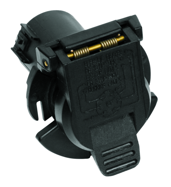 7 way round connector by:  FultonWesbar Part No: 20047 - Canada - Canadian Dollars