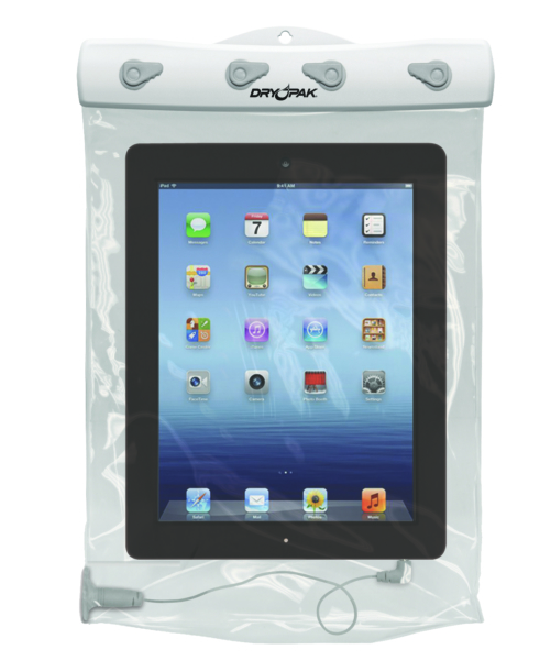 DRY PAK TABLET CASE IPAD 9X12 by:  AirheadSportsstuff Part No: DPT-912W - Canada - Canadian Dollars