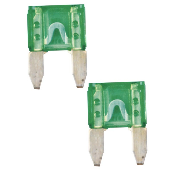 2 PK 5AMP ATM FUSE by:  Ancor Part No: 603905# - Canada - Canadian Dollars