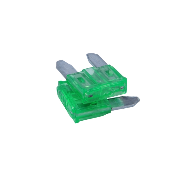 2 PK 30AMP ATM FUSE by:  Ancor Part No: 603930# - Canada - Canadian Dollars