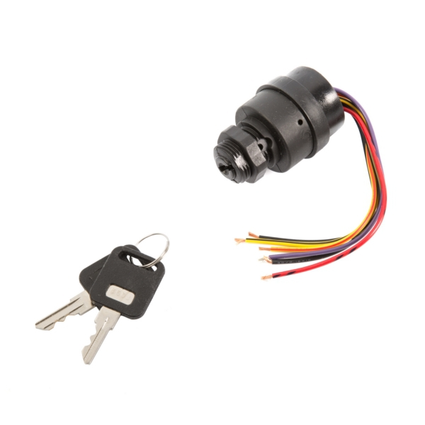 POLY 3-POSITION KEY SWITCH W/CHOKE (6) by:  SeaDog Part No: 420383-1 - Canada - Canadian Dollars