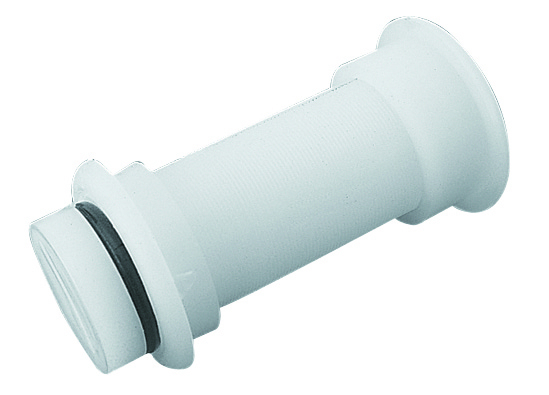 POLY MOTORWELL DRAIN TUBE W/PLUG by:  SeaDog Part No: 520325-1 - Canada - Canadian Dollars