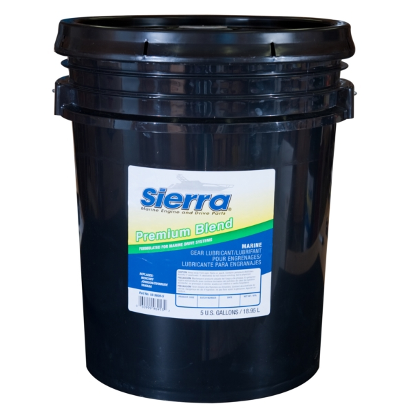 GEAR LUBRICANT 5 GALLON by:  Sierra Part No: 18-9600-5 - Canada - Canadian Dollars