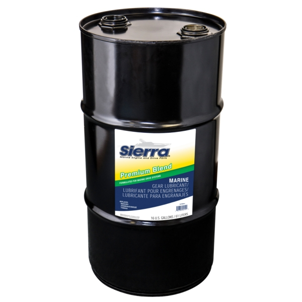 Gear lubricant 16 Gallon by:  Sierra Part No: 18-9600-6 - Canada - Canadian Dollars