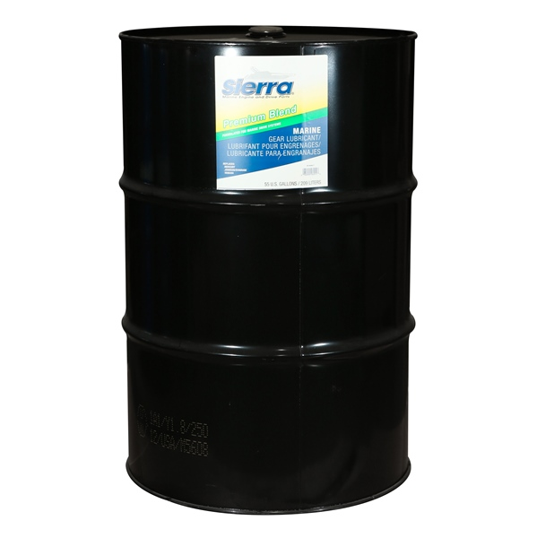 Gear lubricant 55 Gallon by:  Sierra Part No: 18-9600-7 - Canada - Canadian Dollars
