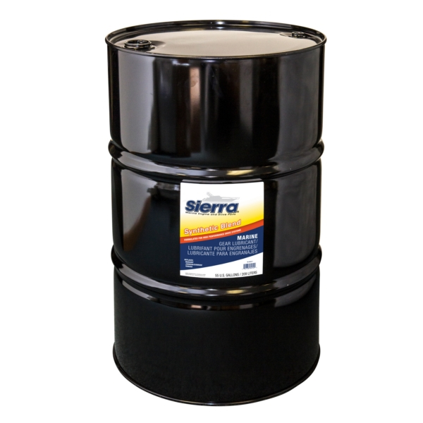 Gear lubricant HI-PERF 55 Gallon by:  Sierra Part No: 18-9650-7 - Canada - Canadian Dollars