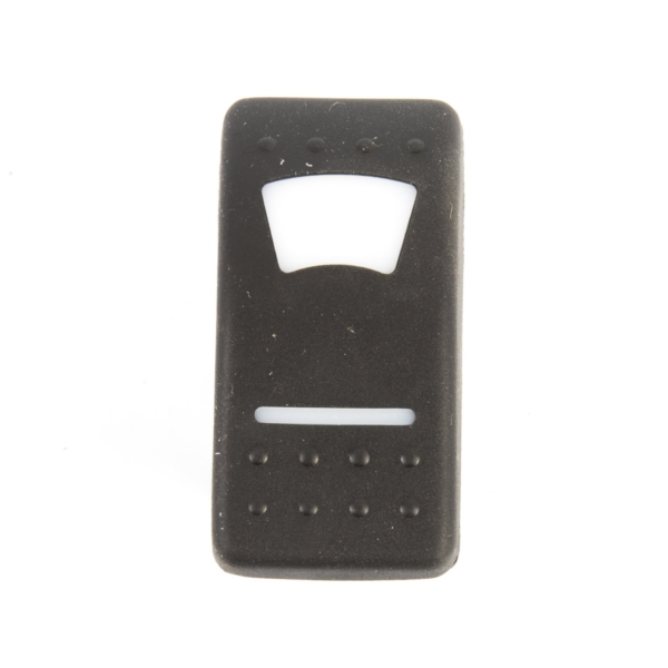 Rocker Switch Mom/Off/Mom LED Lighted by:  Boatersports Part No: 51357 - Canada - Canadian Dollars