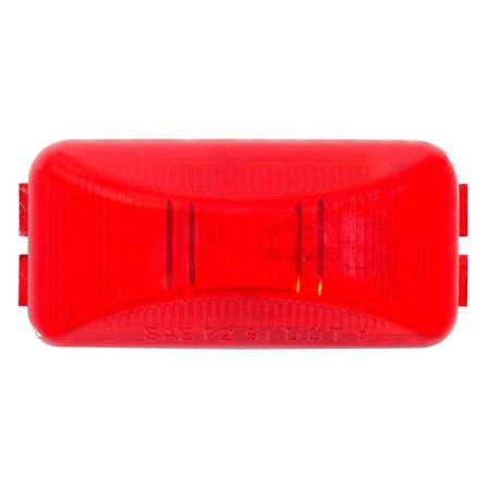 Red Sealed Clearance/Marker Light; Light by:  Optronics Part No: MC90RS - Canada - Canadian Dollars