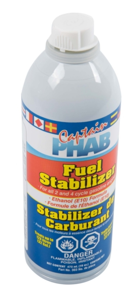 FUEL STABILIZER by:  CaptainPhab Part No: 303 - Canada - Canadian Dollars