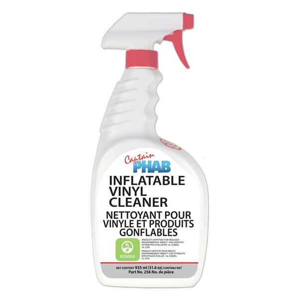 INFLATABLE/VINYL CLEANER by:  CaptainPhab Part No: 256 - Canada - Canadian Dollars